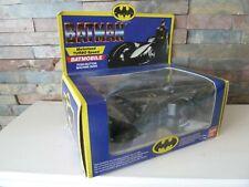 BATMAN - Motorised Turbo Speed Pull-Back Batmobile Bandai 1989 New