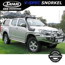 Safari V-Spec Snorkel Kit For Isuzu D-Max 4x4 (06/2012 - Onwards)