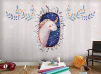 3D Einhorn Kunst M214 Tapete Wandbild Selbstklebend Abnehmbare Aufkleber Amy