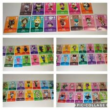 Animal Crossing Amiibo Series 3 Cards #201-300 US AUTHENTIC SELECT YOUR CARD