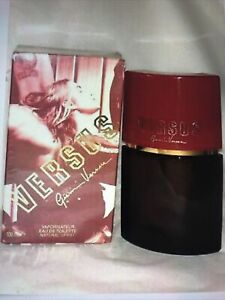 Versace Versus For Women  EDTS pray 3.4 oz. Box Slightly Damaged. Discontinued