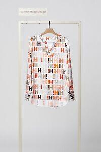 Seidenbluse Herzensangelegenheit Hi ! Print Damen Bluse elegant hochwertig
