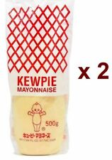 2 KEWPIE Mayonnaise Japanese 17.64 Fl.Oz. x 2  US Seller Free Shipping