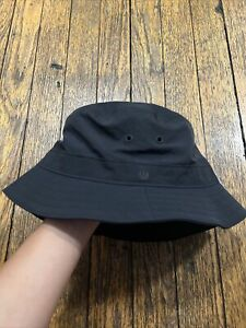 Lululemon On My Level Bucket Hat Black Sz S/M NWT