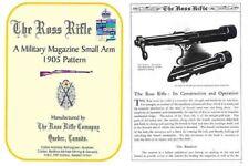 Ross 1906 Rifle Company Catalog