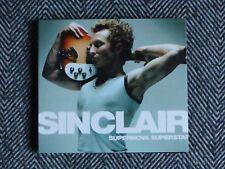 SINCLAIR - Supernova superstar - special edition - CD / DVD