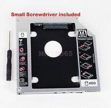 2nd Hard Drive HDD SSD Caddy for ASUS A42 A40J A42J A42F swap TS-L633A TS-L633C