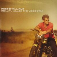 Robbie Williams ‎– Reality Killed The Video Star CD Virgin 2009 USED