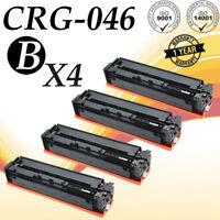 4 PK 046H Laser Toner For Canon CRG046H BK imageCLASS MF735Cdw MF733Cdw 1254C001