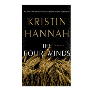 The Four Wins by Kristin Hannah(2021,Hardcover)