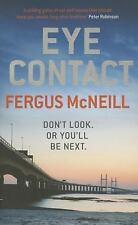 Eye Contact (DI Harland), McNeill, Fergus, New Books