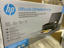 HP OfficeJet 250 Portable All-In-One Mobile Printer-CZ992A