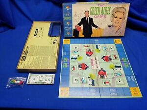 Standard Toykraft The Green Acres Game 1252 BAsed On The TV Show Green Acres