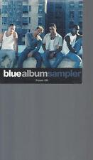 CD--PROMO--BLUE--ALBUM SAMPLER--NEW