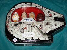 star wars ship collectible gift tin Disney pez new