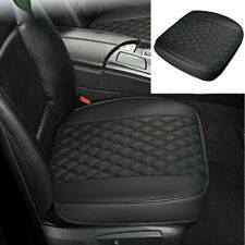 PU Leather Car Front Seat Breathable Protector Cover Mat Fit For Four Seasons