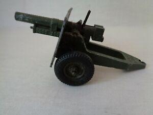 Britains  25lb Field Gun Pat No. 641319 Fires Matchsticks
