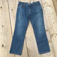 Women's Levi 505 Mid Blue Jeans