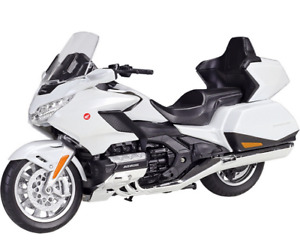 1:12 Welly 2020 Honda Gold Wing Diecast Model Toy In Box Motorcycle Bike
