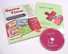 Game Time: Games to Promote Social and Emotional Resilience for Children aged 4