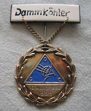 Altes Abzeichen des DGO - 10. Kongress 1958