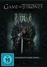 GAME OF THRONES Staffel / Season 1 SEAN BEAN TV-Serie 5 DVD Box Neu
