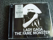 Lady GaGa-The Fame Monster CD-Made in EU