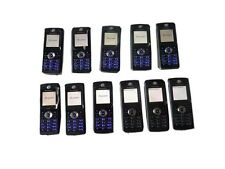 11 Lot Motorola W218 Cellular Phone Gps 850 1900 Color Screen Fm Speakerphone