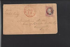 MIDDLETOWN, CONNECTICUT COVER,#11 S.O.N. CL, MIDDLESEX CO. /OP.