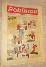 ROBINSON n°257 de 1941