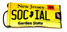 Social Paintball Barrel Condom Cover Bag - New Jersey State License Plate