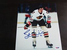 Stan Mikita Autographed / Signed 8 x 10 Photo PSA/DNA Chicago Blackhawks