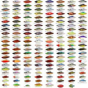 Rat-L-Trap Lipless Crankbait 1/2oz RT Any 169 Color Bill Lewis Rattle Lures