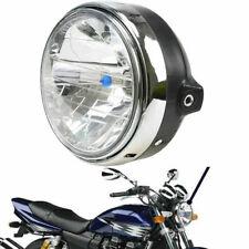 "8"" Motorcycle Headlight Amber Halogen Bulb 12V for YAMAHA XJR400 XJR1200 XJR1300"