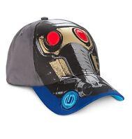 Disney Store Marvel Guardians of the Galaxy Baseball Cap Star Lord Boys Kids Hat