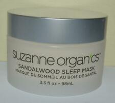 SUZANNE ORGANICS Sandalwood Sleep Mask 3.3 FL OZ ~ FULL SIZE