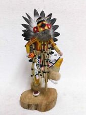 Hopi Native American Kachina Doll Chasing STAR Katsina by Sammie Walker