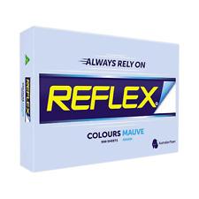 Reflex Colours Copy Paper A4 Mauve 80gsm 500 Sheets/ream
