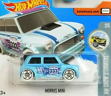 Hot Wheels MORRIS MINI 2017  !VERSAND AM SELBEN TAG!! !OVP!     231/365  *GRATIS