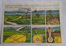 ☭ VTG Soviet Poster army Chernobyl Radiation military fallout stalker Nucl USSR