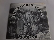 "The Kitchen Cynics - Mimosa 4 Track E.P.  7""  Magical Jack Records Germany"
