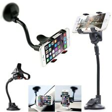 360° Car Windshield Mount Cradle Holder Stand For iPhone Mobile Cell Phone GPS