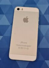 Apple iPhone 5S 16GB Unlocked Silver Average Condition