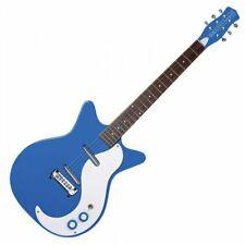 DANELECTRO '59M NOS Electric Guitar - GO GO BLUE