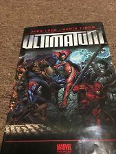 Marvel premiere Ultimatum HC Collects #1-5 Jeph Loeb, David Finch