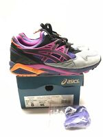 """Asics Gel Kayano Trainer x Packer shoes """"all roads lead to teaneck"""" H44KK US8"""