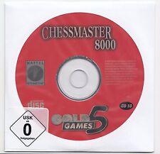 Chessmaster 8000 - Windows 95/98/Me/XP/Vista/7
