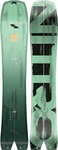 Nitro Squash Splitboard Men's Snowboard 152 cm, Directional Swallowtail New 2022