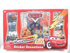 Disney Pixar Cars Race O'Rama 750 Stickers/Autocollants