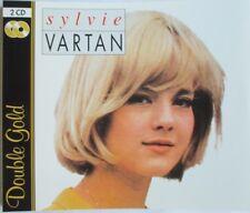 """SYLVIE VARTAN - RARE DOUBLE CD """"COLLECTION DOUBLE GOLD"""""""